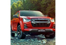 ISUZU DMAX  02 CẦU 4X4 AT 2021